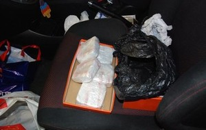 Heroin and cocaine seized in Co Derry
