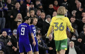 Eden Hazard relieved as Chelsea scrape past Norwich in FA Cup replay