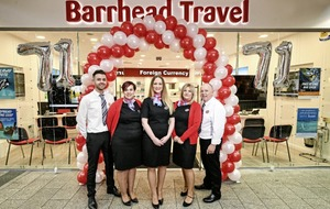 UK travel agency chain Barrhead opens first store in Belfast
