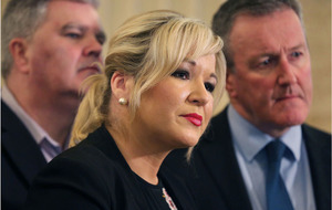 Two weeks to save Stormont - parties told new powersharing talks must make rapid progress