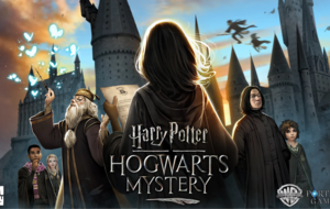 The new Harry Potter mobile game has its first trailer