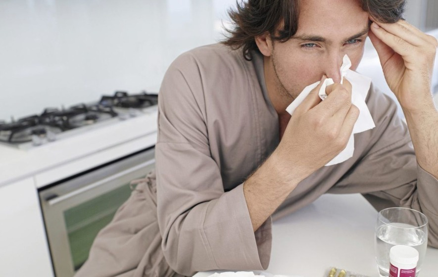 Influenza can caught you only by breathing, study says