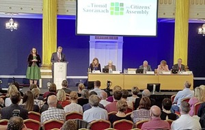 Citizens' assembly proposal for Northern Ireland secures funding