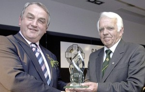Tributes flood in for Ballygalget stalwart Seamus McGrattan