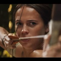 Alicia Vikander stars as Lara Croft in action-packed Tomb Raider trailer