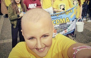 Brave Alexandra loses battle with rare form of cancer