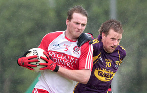 Length of inter-county season off-putting says Derry's Liam McGoldrick