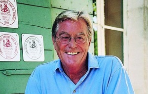 Film director pays tribute after death of A Year In Provence author Peter Mayle