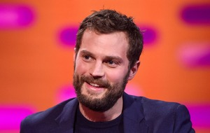 Jamie Dornan reveals wig mishap as a late-developing teenager