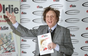 Sir Ken Dodd tickled with 'marvellous' NHS treatment for chest infection