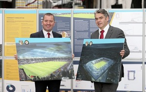 Casement Park: GAA declines to specify safety certificate capacity
