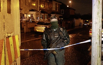 Man shot several times in both legs in paramilitary-style attack in west Belfast