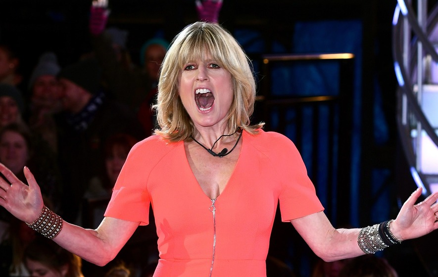 WATCH Boris Johnsons Sister Rachel Johnson Strip Off On