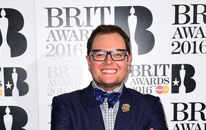 Chatty Man star Alan Carr becomes married man as he says 'I do'