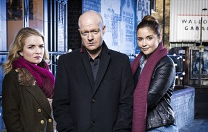 EastEnders star Jake Wood pays tribute to co-star after her dramatic exit