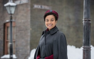 Call The Midwife newcomer wants to do 'justice' to real nurses who came to UK