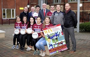 Primary schools have chance to win a coaching day with Sigerson Cup winners