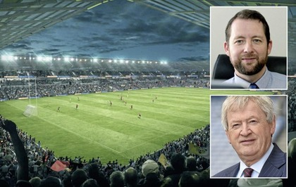 Older people's commissioner urges GAA to address Casement Park fears