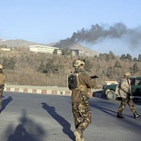 At least 18 people killed following Taliban attack at Afghanistan hotel