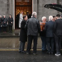 Thousands gather at church to remember Cranberries singer Dolores O'Riordan