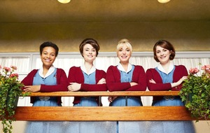 'Finally!' Call The Midwife fans welcome show's first West Indian nurse