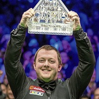 Antrim's Mark Allen claims Masters title at Alexandra Palace