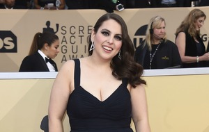 Lady Bird star Beanie Feldstein wore her school prom dress to SAG awards