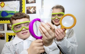 Primary school pupils urged to exhibit creative science projects