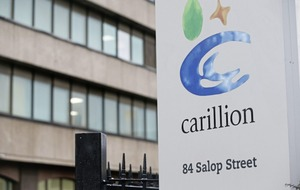 Carillion collapse signals start of unpredictable year in markets