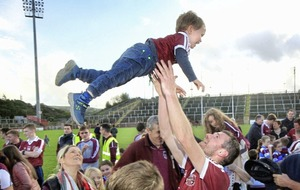 On This Day 24 April 1981 - Veteran Slaughtneil defender Francis McEldowney is born
