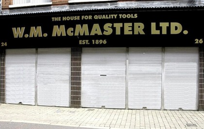 Belfast tool shop, which supplied Titanic to close after 122 years