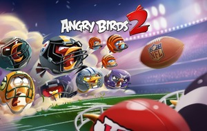 Angry Birds is getting pumped up for the Super Bowl with its own NFL-inspired mini games