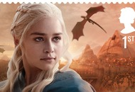 Game Of Thrones stars pose with their new stamps