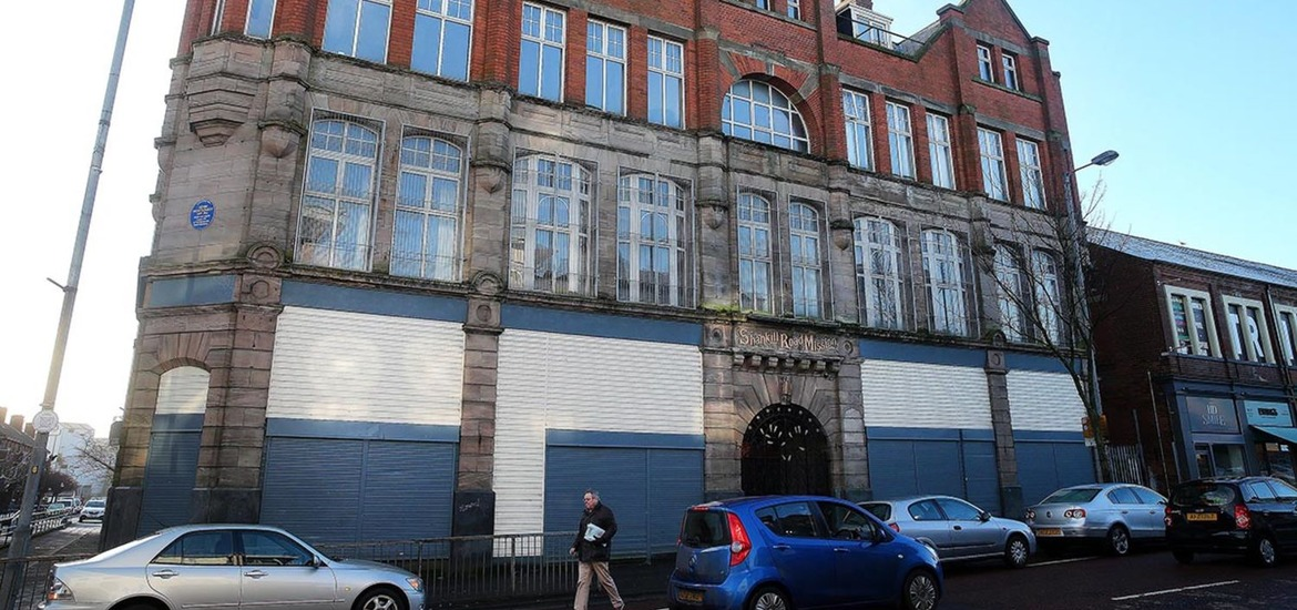 On a Mission, Shankill four-star hotel proposal
