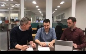 Miss our SPORT AT ONE Facebook Live video on Monday? Catch up here...