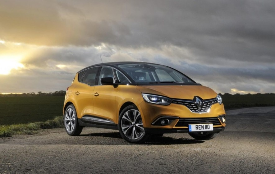UK Drive: Renault's disappointing Scenic update falls wide of the mark