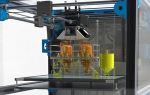 3D printing could be used to produce medicines in small batches