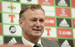 Kenny Archer: IFA gamble pays off with winner Michael O'Neill