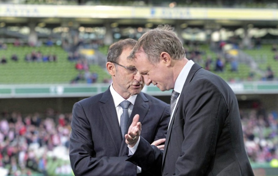 Martin O'Neill signs two-year contract extension with Republic of Ireland