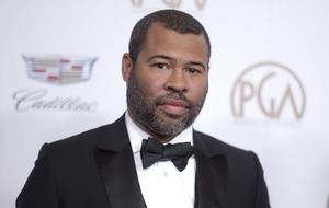 Jordan Peele 'ugly cries' as Get Out receives four Oscar nominations