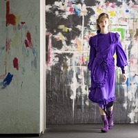 Fashion: Pantone colour of the year – how to wear ultra violet to work and the gym
