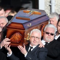 Cranberries singer Dolores O'Riordan mourned by hundreds at funeral