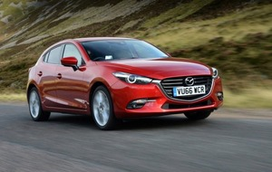UK Drive: Mazda 3 facelift offers smooth ride with lots of extras