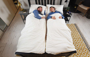 Could separate duvets with different togs help your relationship?