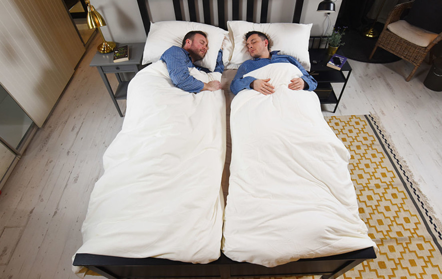Could Separate Duvets With Diffe Togs Help Your Relationship