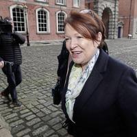 Former Garda chief used as a political football, she tells tribunal