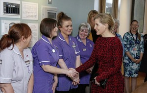 'Pioneering' new hospice gets official opening