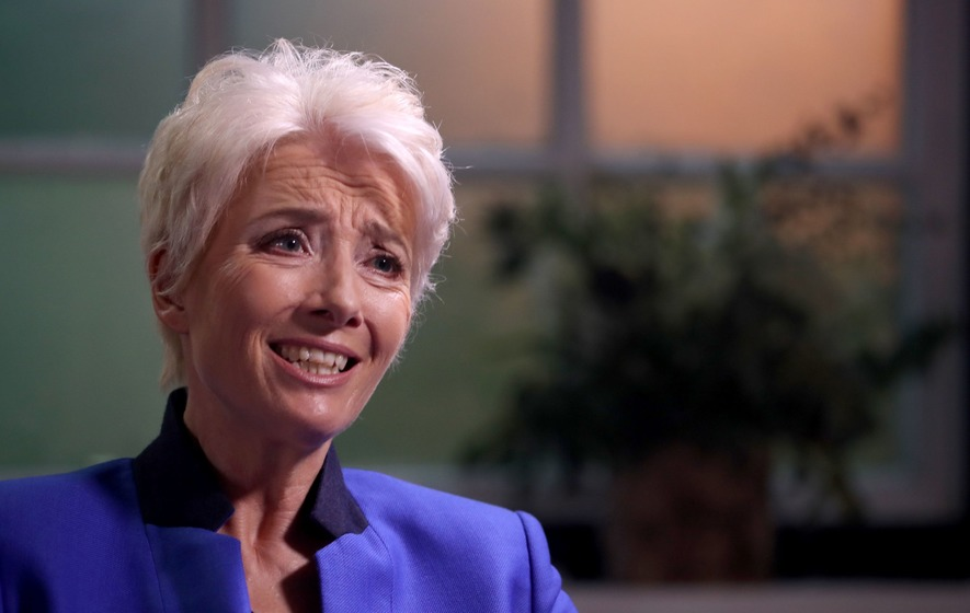 Emma Thompson Awards Season Is Totally Out Of Control
