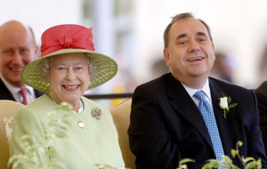 Scottish government flying Union flag less 'after conversation with Queen Elizabeth'
