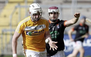 Antrim's Conor McKinley relishing League encounter with Galway
